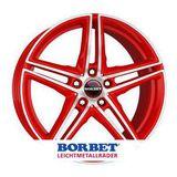 Borbet XRT 9.5x19 ET35 5x112 72.5