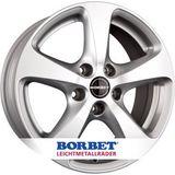 Borbet CC 8.5x19 ET30 5x112 66.5