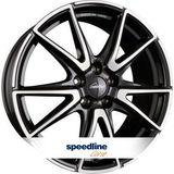 Speedline SL6 Vettore 9.5x19 ET35 5x112 76